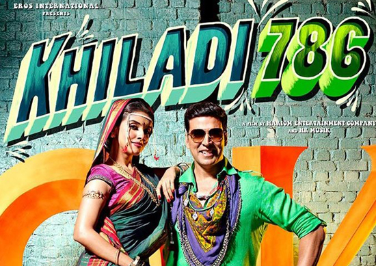 Khiladi 786 (2012) - All Songs Lyrics