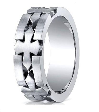 Rings for Men You Don't Need to Be Irish to Wear Celtic Men's Wedding Bands