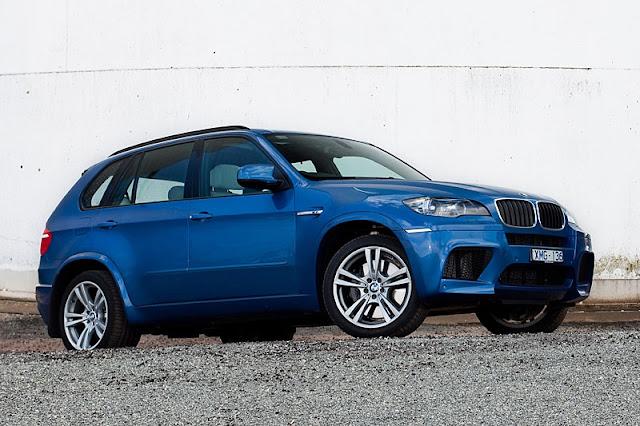 2012 BMW X5 M Front Exterior