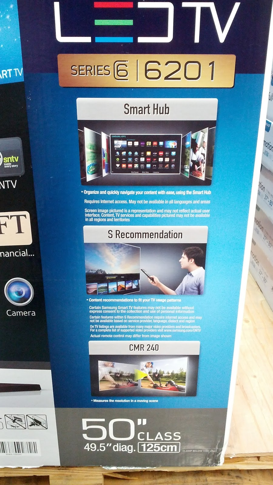 50 Samsung Smart Tv Costco