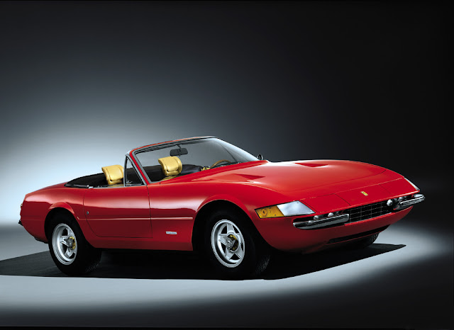 Cars-modification 1970 Ferrari