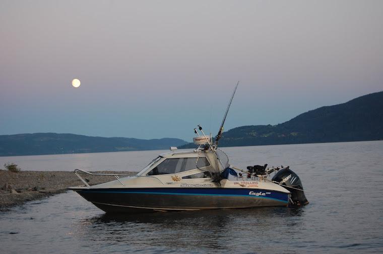 Båt og utstyr