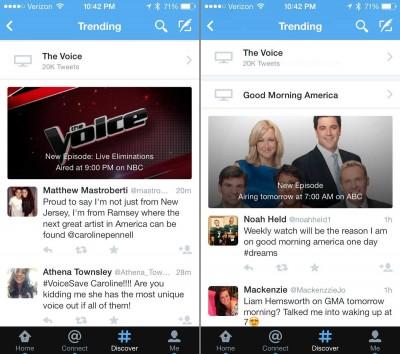 Twitter Perbarui Layanan, Kini Ada Fitur Highlight Trending TV Shows