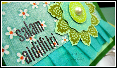 The Card Cabin by Qi Quilly: Salam Aidilfitri #2