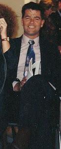 Ian Parker - 40 years