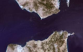 Circulación de aguas por el Estrecho de Gibraltar