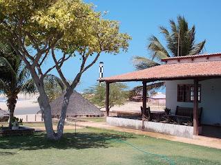 POUSADA PARAÍSO FLORIDO EM SÃO BENTO DO NORTE/RN (84) 9193-3239