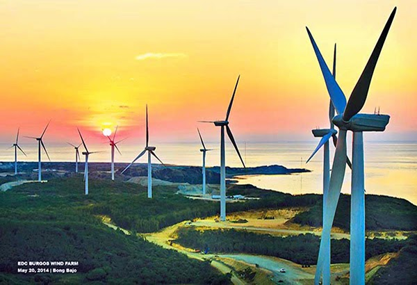 Wind Energy In Philippines Edc Gets Fit For Burgos Wind