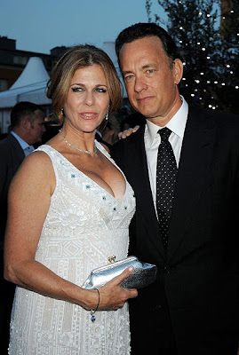 Tom Hanks Wife