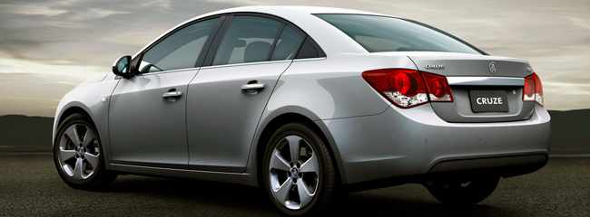 Holden Cruze Car Motor