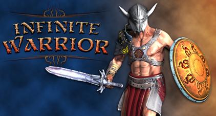 Infinite Warrior Apk+Data android Games Full Version