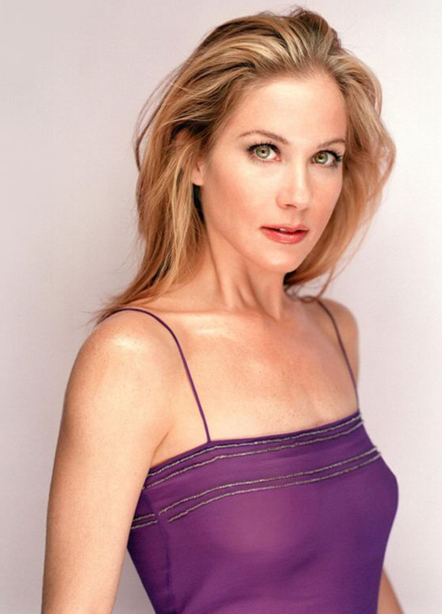 Christina Applegate 2008 Photoshoots In Various Dressese