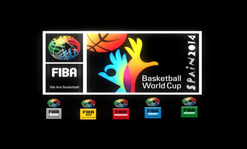 FIBA 2K14 World Cup 2014 Bootup Screen Mod