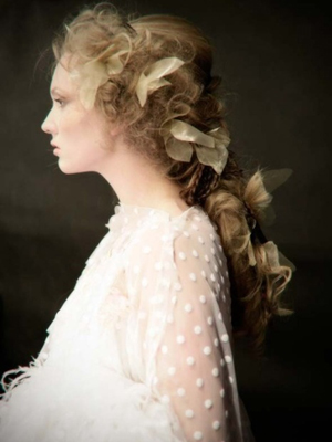 novias peinados