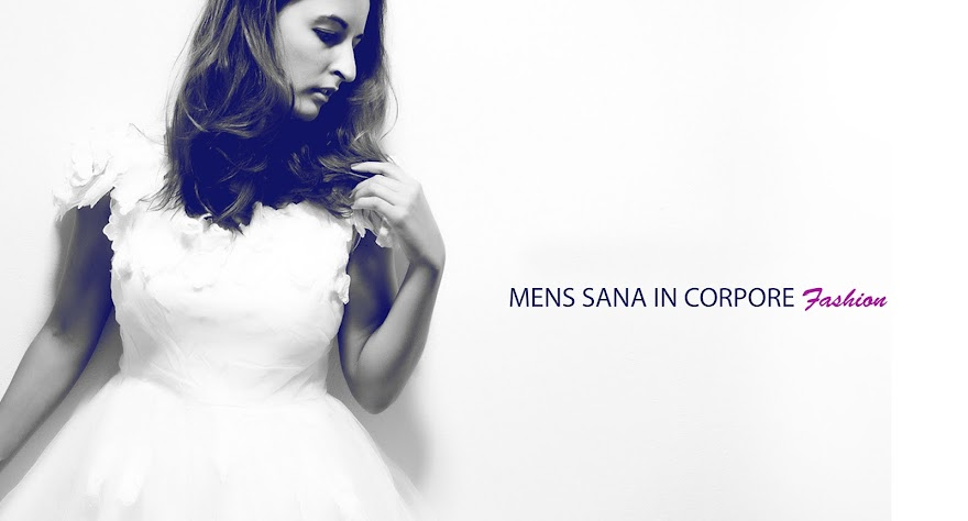 Mens sana in corpore fashion