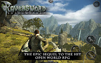 Ravensword Shadowlands APK+DATA