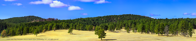 Dakota Visions Photography: Custer State Park Panorama using Adobe Photoshop CS6 Photomerge