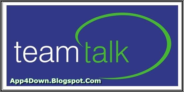 TeamTalk 4.6.1 Windows