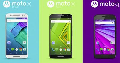 Lanzamiento: Nuevos Moto X y Moto G 2015