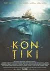Poster original de Kon-Tiki