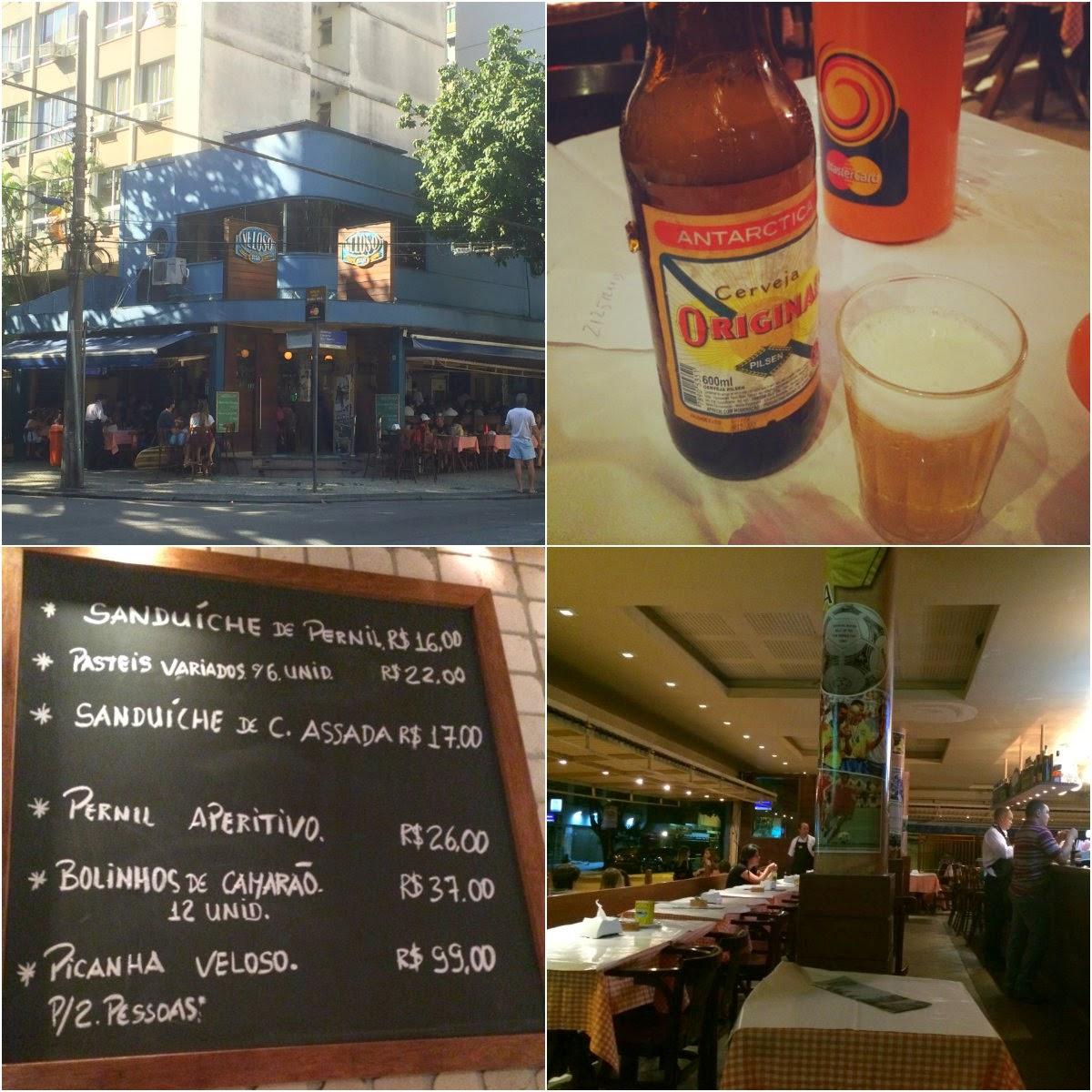 Rio de Janeiro, Cidade Maravilhosa, RJ, errejota, Leblon, Veloso, boteco