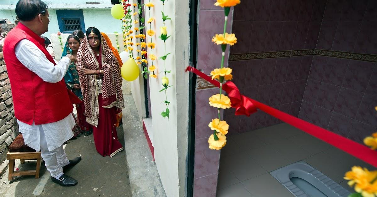 인도 여성들의 처절한 화장실 전쟁! NO TOILET, NO BRIDE. - YouTube