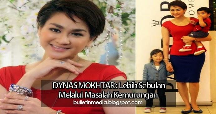 'Lebih sebulan melalui masalah kemurungan' - Dynas Mokhtar