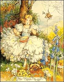 'Little Miss Muffet'