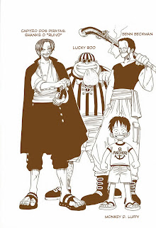 One Piece 02 mangá colorido leitura online