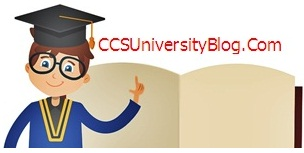 CCS University: Blog, Results, Date sheet, Admission, Degree, Courses