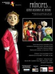 PRÍNCIPES:  OTRA HISTORIA DE AMOR
