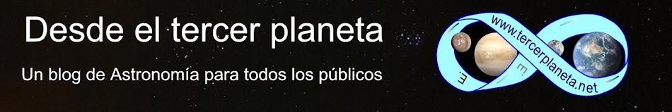 Desde el tercer planeta