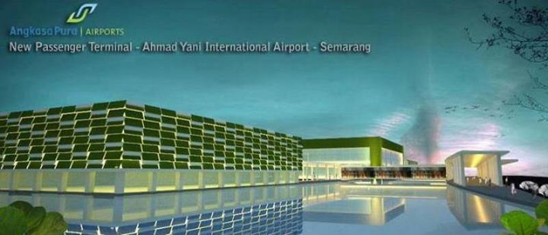 proyek bandara internasional ahmad yani semarang