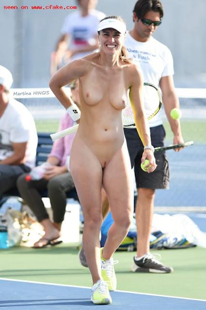 FotosNua.Com tenista Martina Hingis pelada nua