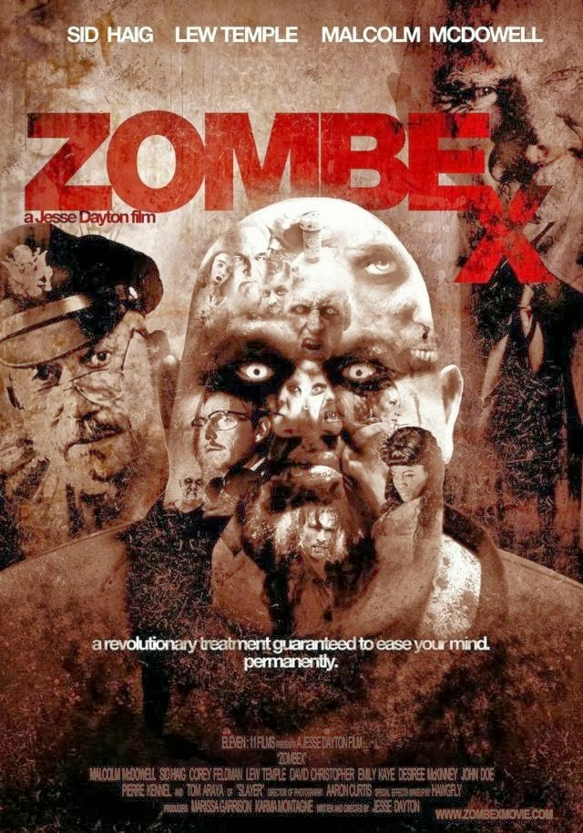 Filme Zombex Legendado AVI BRRip