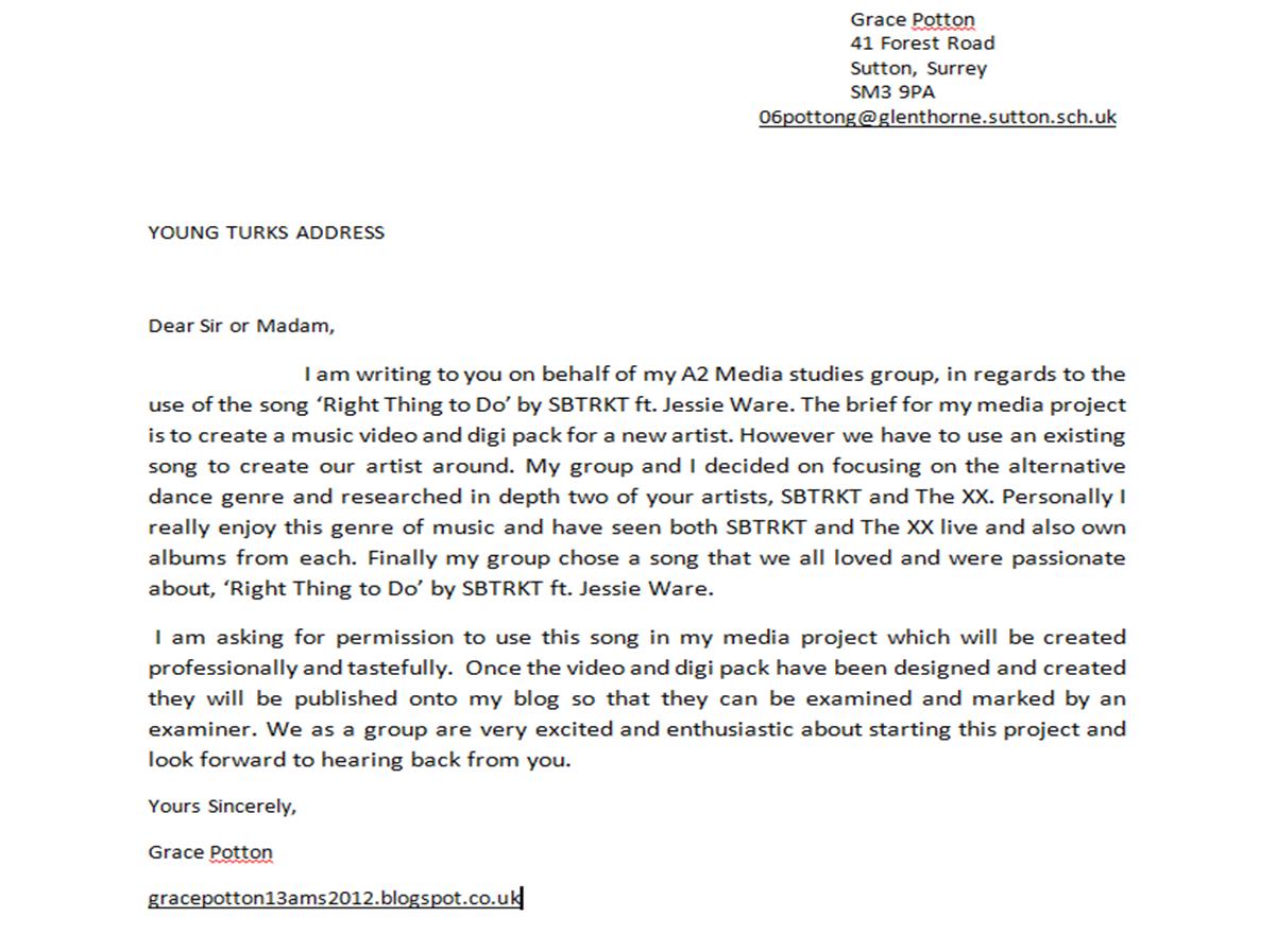 Letter permission use premises 28 images application letter to letter permission use premises letter for permission use location letter for permission use location dear hewitt altavistaventures Images
