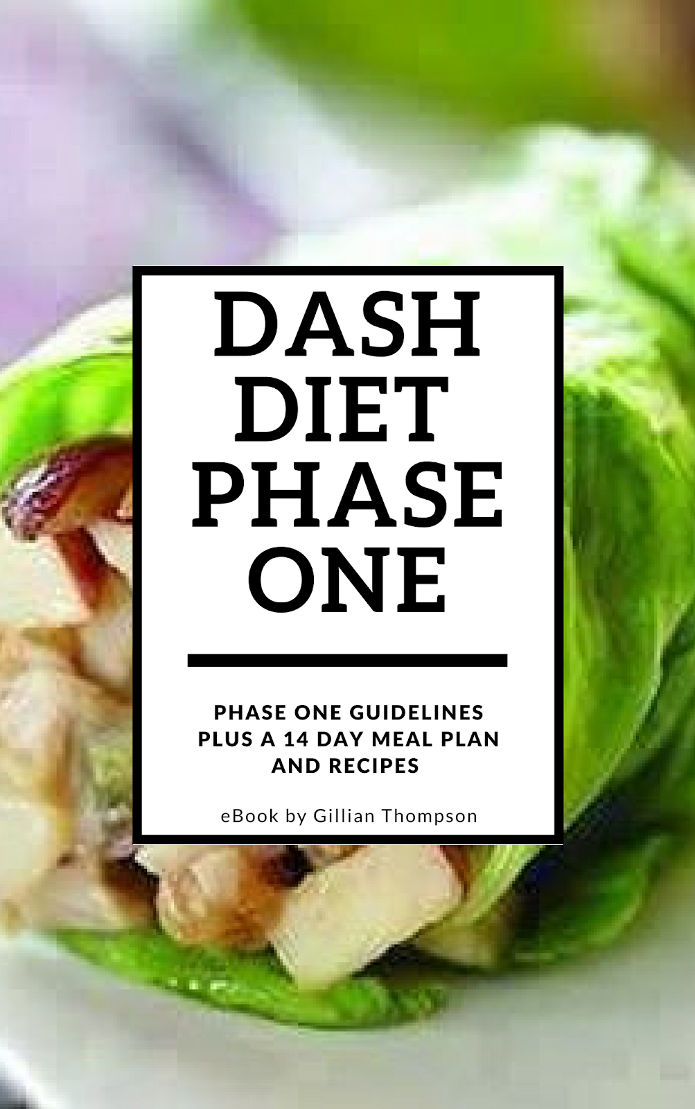 Phase 1 Recipes + 14 Day Meal Plan