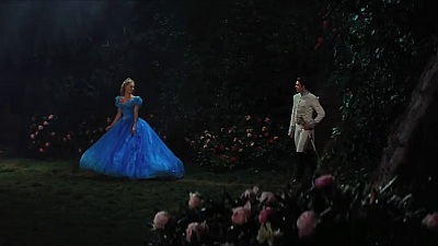 Cinderella (2015 / Movie) - 'Midnight Changes Everything' Sneak Peek - Screenshot