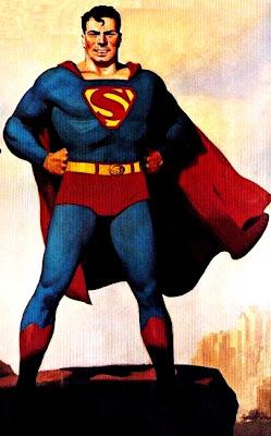 Calvin 39 s canadian cave of coolness sundays with superman for Bureau 39 superman
