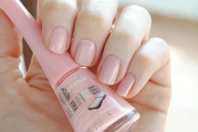 Bourjois 1 Seconde Nail Enamel 02 Rose Delicat
