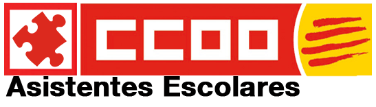 Secció Sindical de CCOO ASISTENTES ESCOLARES