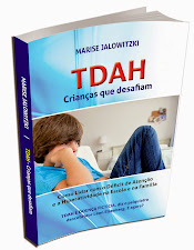 Visite este Blog e saiba mais sobre TDAH Crianças que Desafiam - Clique na imagem