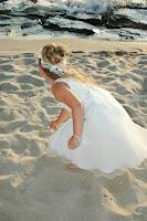 beach wedding seashell favors
