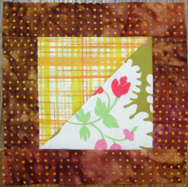 Tula Pink's City Sampler Block 37