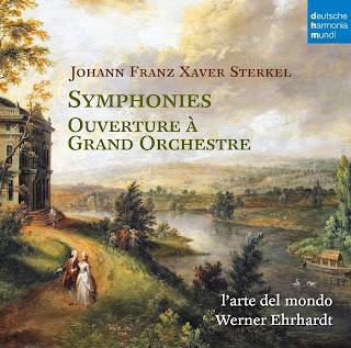 Sterkel: Symphonies Nos. 1 & 2 / Ouverture à grand orchestre