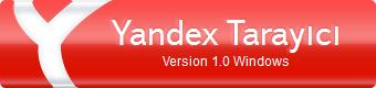 Yandex Tarayici indir