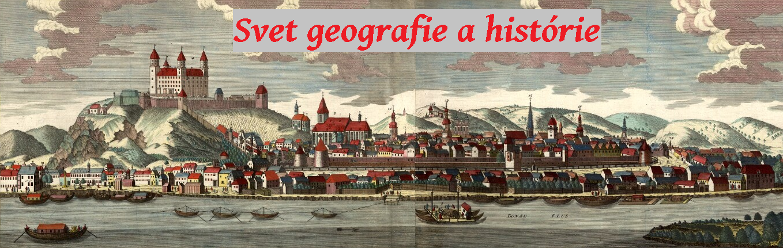 Svet geografie a histórie