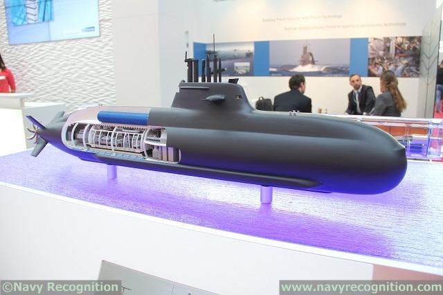 Type 212A class SSK
