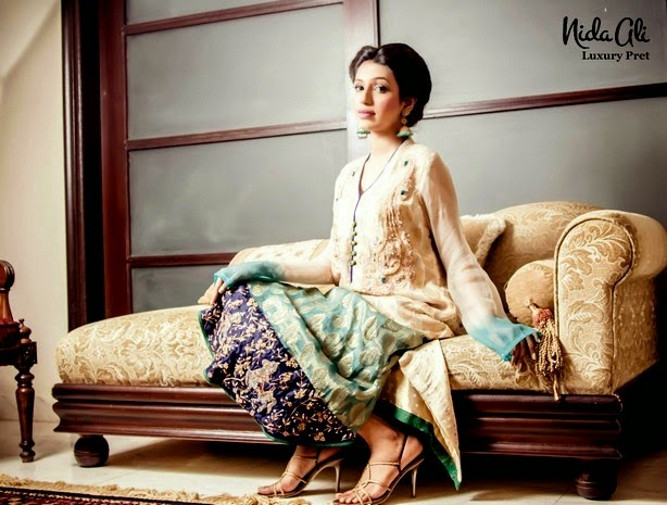 Ganga Jamni Summer Dresses 2014