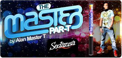 Cigarette electronique Sedansa / DJ Alan Master T